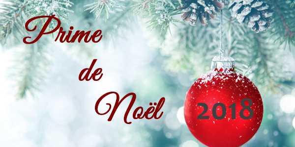 Prime De Noel 2018